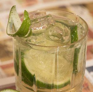 Mr. Nut Cocktailrezept Lime