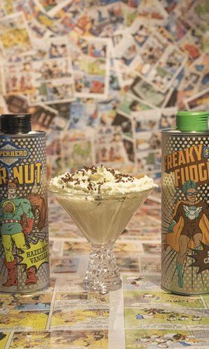 Mr. Nut & Freaky Fudge Cocktailrezept Freaky Nut Cream